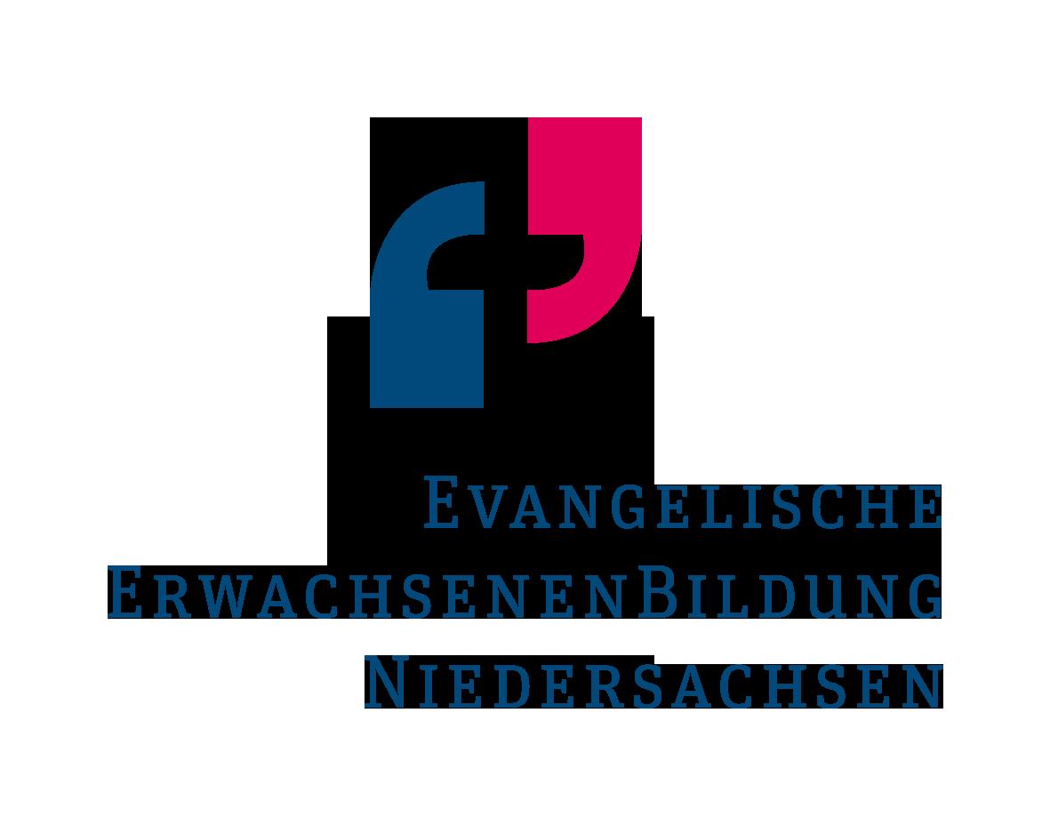 """Logo """"Evangelische Erwachsenenbildung Niedersachsen"""""""
