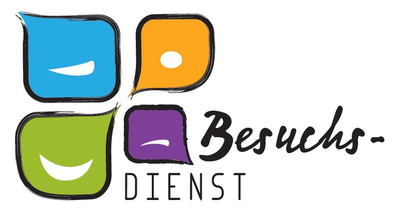 """Logo """"Besuchsdienst"""""""